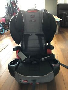 Britax Frontier Clicktight Harness to Booster carseat