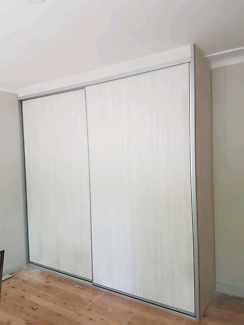 Custom Built-in wardrobes supplied and the $600+gst