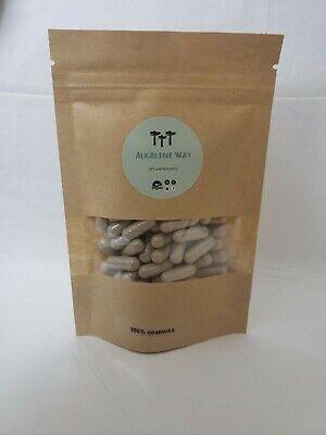 Sea Moss Capsules, Organic,102 Minerals, Dr Sebi, Vegan, Chondrus Crispus