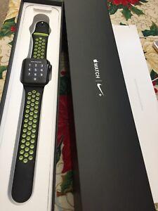 Apple Watch series 2 42mm Nike