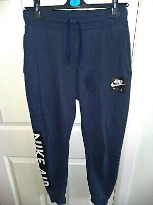 Nike Air Joggers Mens Navy Small