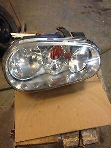 Headlamp Assembly VW Golf