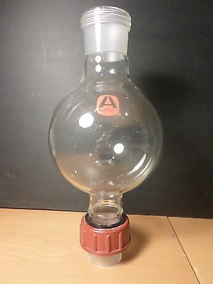 Aldrich Glass 1000ml 1l Threaded Joints Chromatography Solvent Reservoir 4540