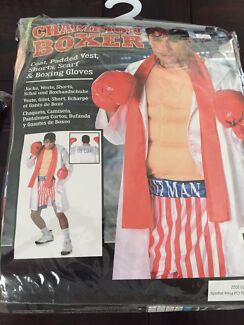 Wanted: Boxer Fancy dress costume
