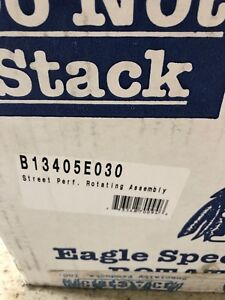 Eagle 383 rotating balanced assembly stroker