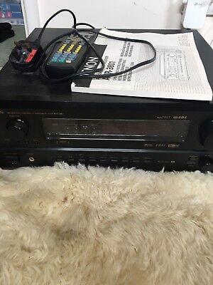 Denon AVR-3801