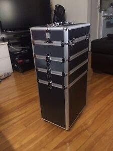 Extra large beauty makeup storage