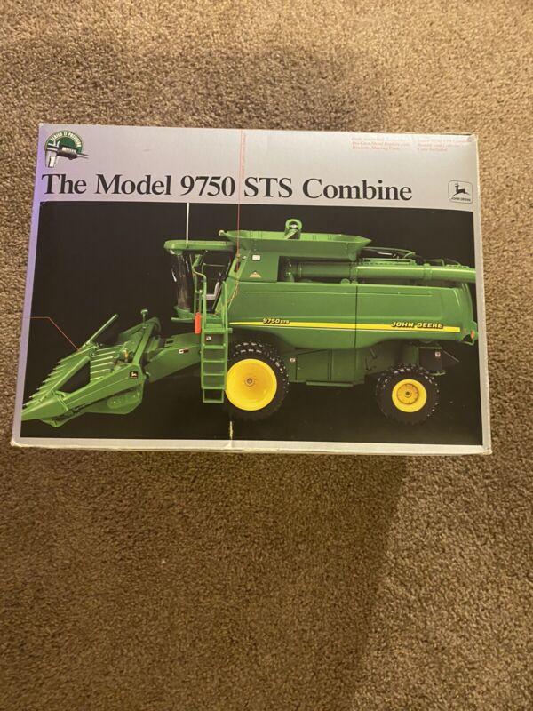 Ertl Series II Precision John Deere 9750 STS Combine