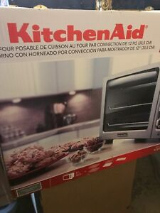 Kitchen Aid convention bake countertop oven