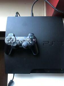 Sony PlayStation 3 slim 150GB With Games collection