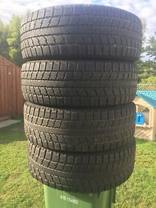 p275/60/20 inch Toyo Observe Winter Tires / GOOD DEAL