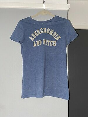 abercrombie and fitch womens t shirt Size Medium Uk 10