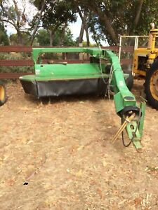 John Deere 1350 mower conditioner Swan Hill Swan Hill Area Preview