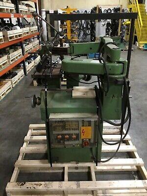 Friedrich Deckel Gk21 Pantograph Engraving Machine Engraver 8260dk
