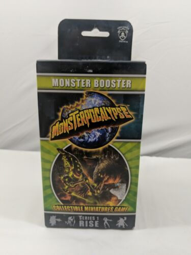 Monsterpocalypse Series 1 Rise Monster Booster Pack Privateer Press