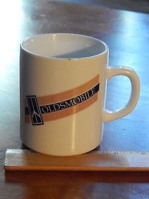 "'80s Oldsmobile ""The Alternative"" Auto Car Dealership MUG_CUP Ltd Vtg Promo USA for sale  Jonesboro"