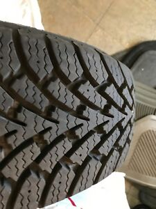 4 Winter tires GoodYear Nordic