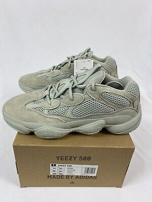 **100%**Authentic Adidas Yeezy 500 Salt Brand New In Box Uk Size 10.5
