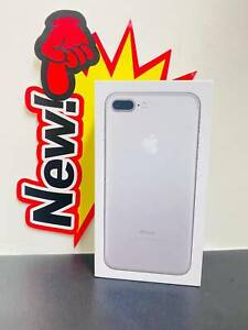 As New  iPhone 7 plus 128GB with Warranty and Accessories