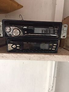 Two Jvc decks for sale