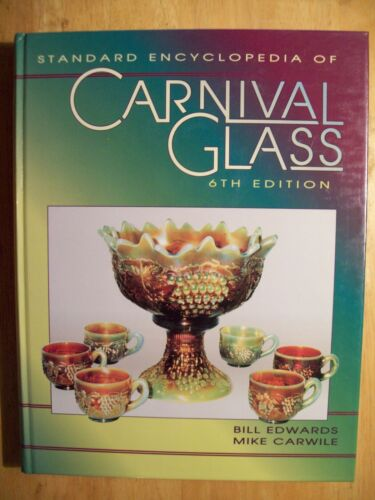 CARNIVAL GLASS $$$ PRICE GUIDE COLLECTOR