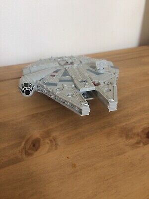 Miniture Xwing And Millenium Falcon With Lights And Sound
