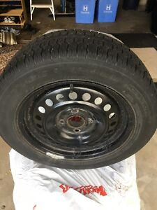 Tiger Paw Winter Tires on Rims 205 60 16