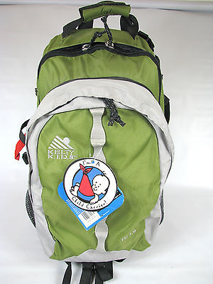 Green Kelty Kids Transit Backpack Child Toddler Infant Carrier TC 1.0 NWT NEW
