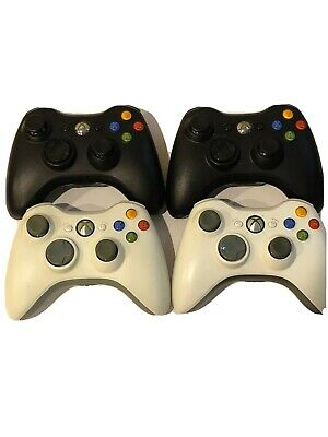 Xbox 360 Wireless Controllers Lot of 4, used for sale  Shipping to India