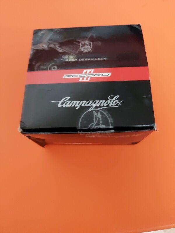 BOX for Campagnolo Record 11 Speed Rear Derailleur w user manual & warranty