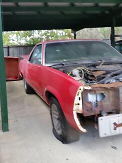 1977 Chevrolet El Camino Ute