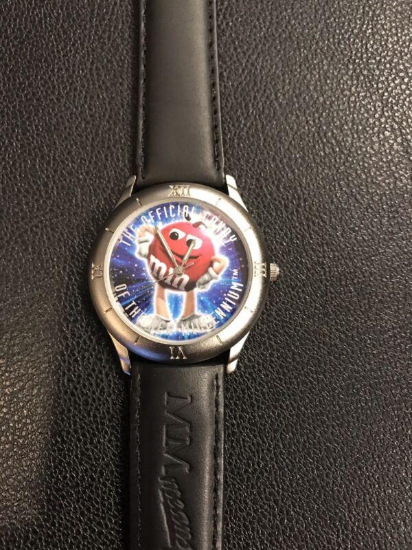 M & M Candy Watch MILLENNIUM Watch