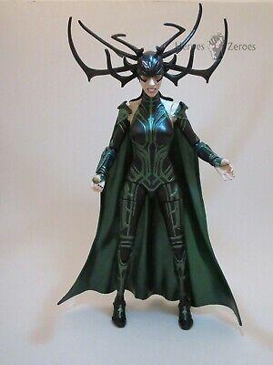 Marvel Legends Studios Thor Ragnarok HELA Figure with Death Head