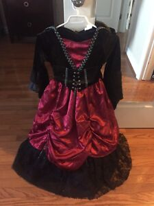 Halloween Costume for Girls (Size 7/8)
