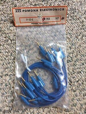 Pomona Electronics P-12-6 10 Pcs