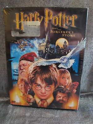 Rare Harry Potter and the Sorcerer's Stone DVD w/ Special DVD-ROM PC Feature (Harry Potter And The Sorcerers Stone Rom)