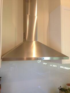 *Brand New and Unused* Omega Rangehood - kitchen oven chimney