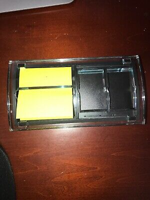 3m Pop Up Post It Desk Top Sticky Note Holder
