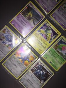 Pokémon Diamond and Pearl And X & Y Holo Cards Lot in Mint/NM