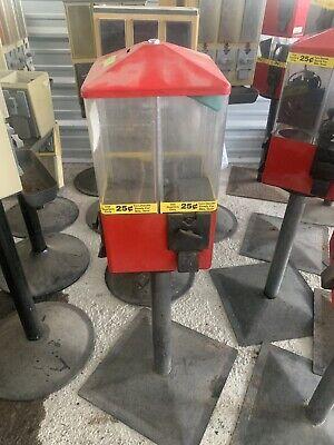 Uturn 4 Head Terminator Machine Candy Gumball Toy Vending 4select