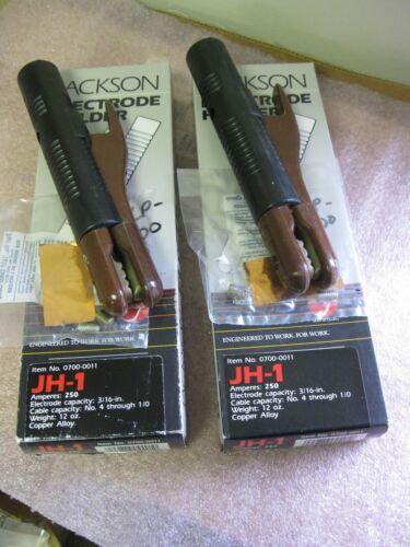 JACKSON JH-1 ELECTRODE HOLDER-LOT OF (2)