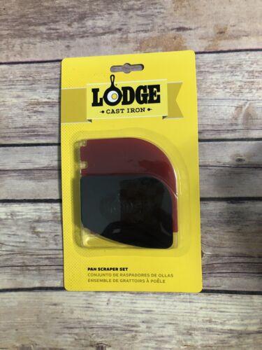 Lodge Cast Iron Pan Scraper Set