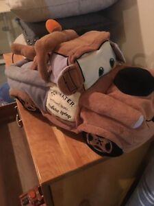 """Cars"" Mater the tow truck pillow"