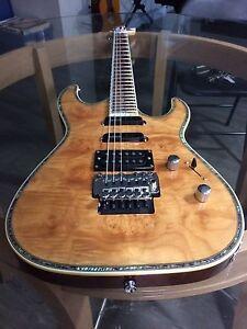 Dot on Shaft Guitar