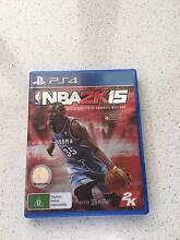 NBA 2k15 (PS4) Gordon Park Brisbane North East Preview