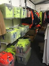 Workwear, hi-vis, pants, jumpers etc. 3,000 items of clothing Anna Bay Port Stephens Area Preview
