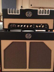 65 Amps London (Tête & Cab 2x12)