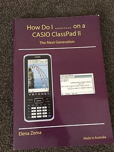 How to use class pad book Mosman Park Cottesloe Area Preview