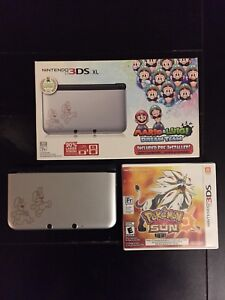 Nintendo 3DS XL + Pokémon Sun