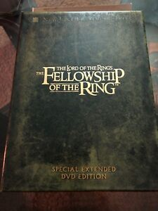 The fellowship of the ring (New Line Platinum series)